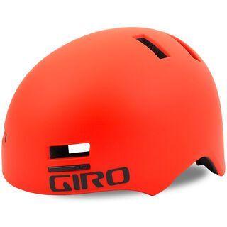 Giro Section, mat vermillion - Fahrradhelm
