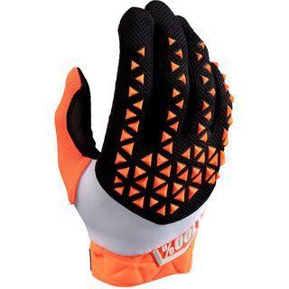 100% Airmatic Glove, orange/black - Fahrradhandschuhe