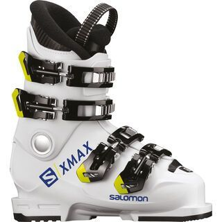 Salomon X Max 60T M 2019, white/blue/green - Skiboots