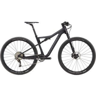 Cannondale Scalpel-Si Carbon 3 27.5 2018, black/charcoal gray - Mountainbike