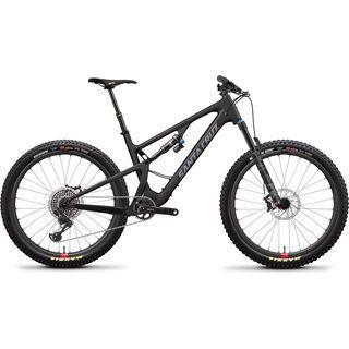 Santa Cruz 5010 CC X01+ Reserve 2019, carbon/silver - Mountainbike