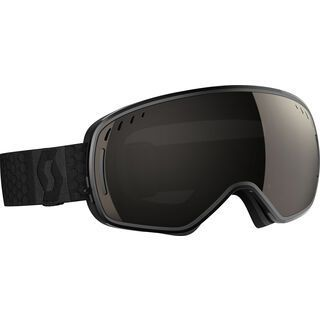 Scott LCG inkl. Wechselscheibe, black/Lens: solar black chrome - Skibrille