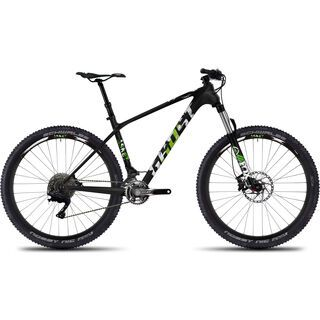 Ghost Asket LC 5 2016, black/white/green - Mountainbike
