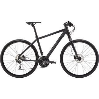 Cannondale Bad Boy 2 2016, matte black - Urbanbike