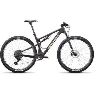 Santa Cruz Blur C XE 2018, carbon - Mountainbike