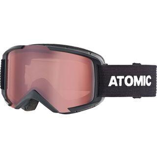 Atomic Savor M OTG, black/Lens: silver flash - Skibrille