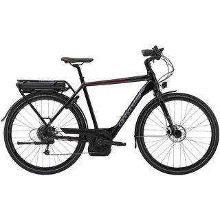 Cannondale Mavaro Rigid Men 2013, jet black gloss - E-Bike