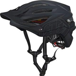 TroyLee Designs A2 Decoy Helmet MIPS, black - Fahrradhelm