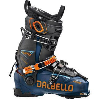Dalbello Lupo AX 120 2021, sky blue/black - Skiboots
