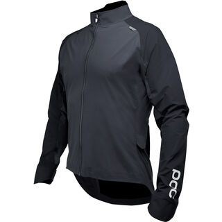 POC Resistance Pro XC Splash Jacket, carbon black - Radjacke