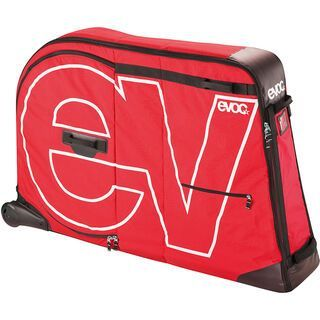 Evoc Bike Travel Bag 280l, red - Fahrradtransporttasche