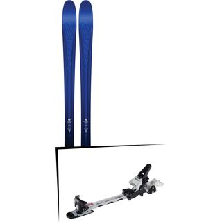 Set: K2 SKI Pinnacle 2017 + Hagan Z02 (1994610S)