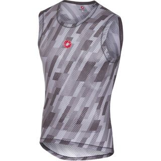 Castelli Pro Mesh Sleeveless, gray - Unterhemd