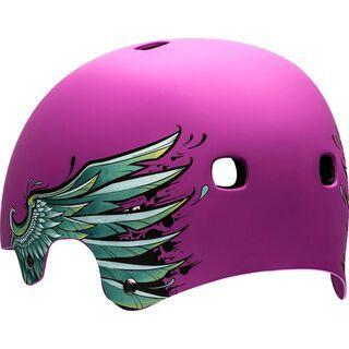 Bell Segment Jr., matte purple wings - Fahrradhelm