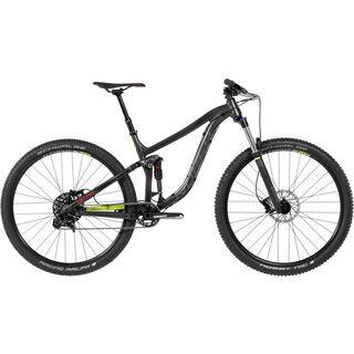 Norco Optic A 9.2 2017, charcoal - Mountainbike