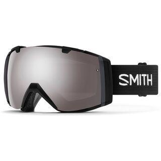 Smith I/O inkl. Wechselscheibe, black/Lens: sun platinum mirror chromapop - Skibrille