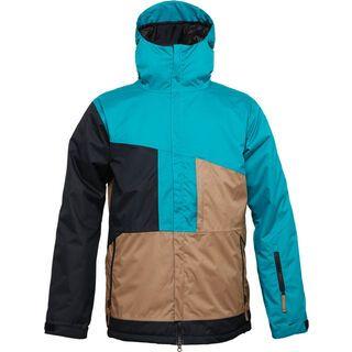 686 Authentic Prime Insulated Jacket, Mallard Colorblock - Snowboardjacke