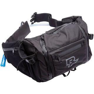 Race Face Stash Hip Bag 3L, stealth - Getränkegurt