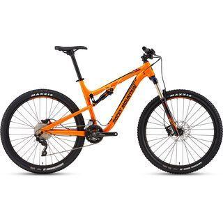 Rocky Mountain Thunderbolt 730 2017, orange - Mountainbike