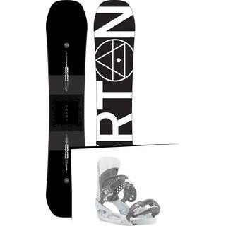Set: Burton Custom X Flying V 2019 +  Malavita EST (1931052S)