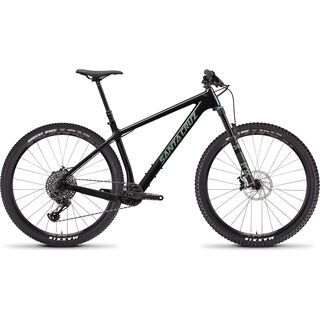 Santa Cruz Chameleon C S 29 2020, carbon/green - Mountainbike