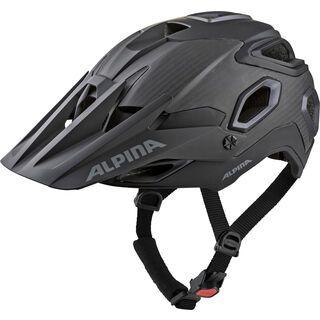 Alpina Rootage, black - Fahrradhelm