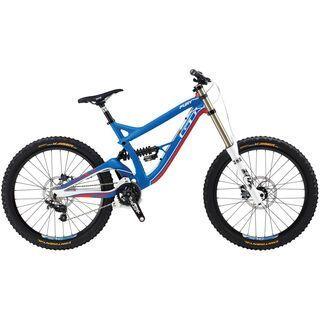 GT Fury Expert 2014, matte blue - Mountainbike
