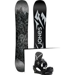 Set: Jones Ultra Mountain Twin 2019 + Burton X-Base (1931142S)