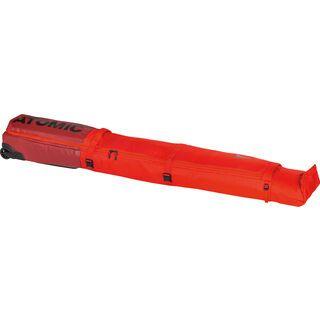 Atomic RS Double Ski Wheelie, red/rio red - Skitasche