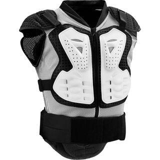 Fox Titan Sport Short Sleeve Jacket, white - Protektor