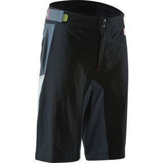 Cube Junior Action Team Shorts inkl. Innenhose, black´n´anthracite - Radhose