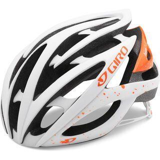 Giro Amare II, matte white flame - Fahrradhelm