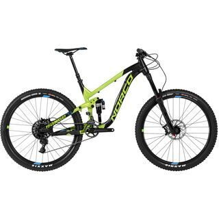 Norco Range A 7.1 2017, green/black - Mountainbike