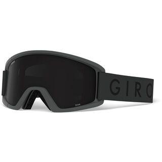Giro Semi inkl. WS, grey/Lens: ultra black - Skibrille
