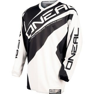 ONeal Element Kids Jersey Racewear, white - Radtrikot