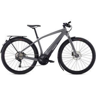 Specialized Men's Turbo Vado 5.0 45 km/h 2019, charcoal/black/chrome - E-Bike