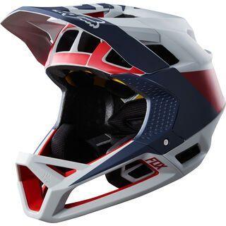 Fox Proframe Helmet Drafter, grey - Fahrradhelm