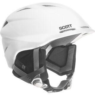 Scott Tracker, White Matt - Skihelm