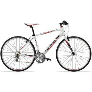 Cannondale Quick Speed 2 Womens 2014, weiß - Fitnessbike