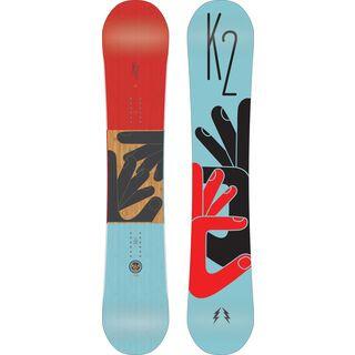 K2 Fastplant Wide 2017 - Snowboard