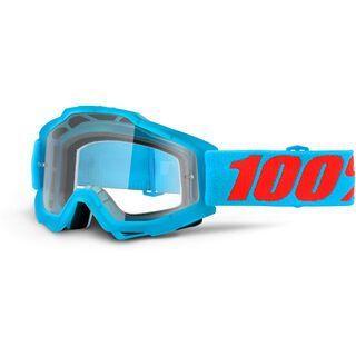 100% Accuri, acidulous cyan/Lens: clear - MX Brille