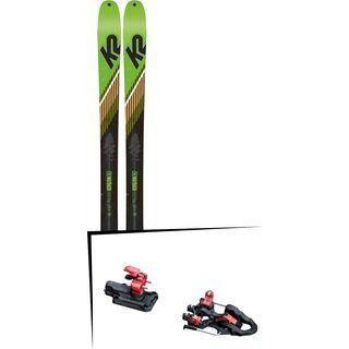 Set: K2 SKI Wayback 88 2019 + ATK Raider 12 2.0