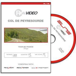 Elite DVD für RealAxiom und RealPower - Col De Peyressourde - DVD