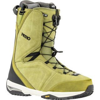 Nitro Team TLS 2020, two tone green - Snowboardschuhe