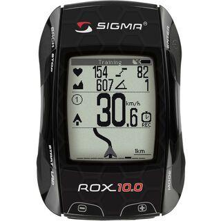 Sigma ROX 10.0 Set, black - Fahrradcomputer