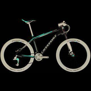 Cannondale Flash 26 1 2012, Magnesium White - Mountainbike