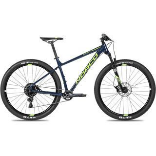 Norco Charger 1 27.5 2018, blue/green - Mountainbike