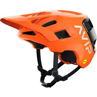 POC Kortal Race MIPS fluorescent orange avip/uranium black matt