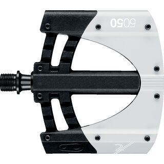 Crank Brothers 5050 2, schwarz/silber - Pedale