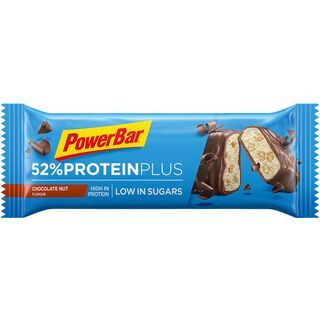 PowerBar Protein Plus 52% - Chocolate Nuts - Proteinriegel